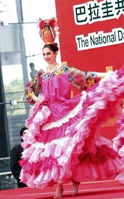 Expo2010:journéedupavillonparaguayen