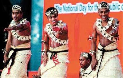 Expo2010:journéedupavillonnationaldesKiribati