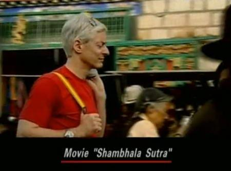 "Laurence Brahm makes movie "" Shambhala Sutra"""