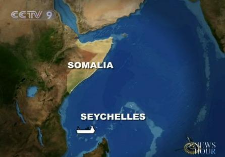 SomalipirateshavehijackedaSaintVincentandGrenadinesflaggedcargoshipintheIndianOcean.