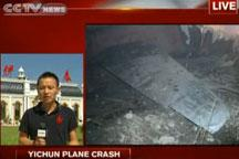 Live cross: Update on plane crash investigation