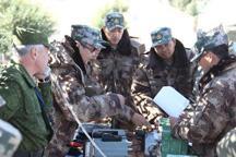 SCO holds joint drills in Kazakhstan