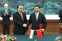 Xi meets with Tajik president