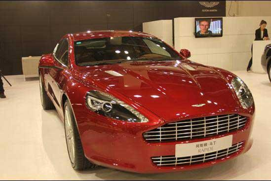 Import Car Show showcases foreign cars to Chinese buyers CCTV News