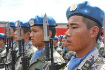 1340248233540 1340248233540 r Chinese peacekeepers in Sudan awarded Peace Medal of Honor