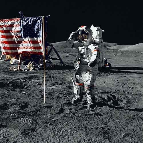 apollo 11 mission landing on the moon - photo #14