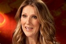 Exclusive interview with Celine Dion