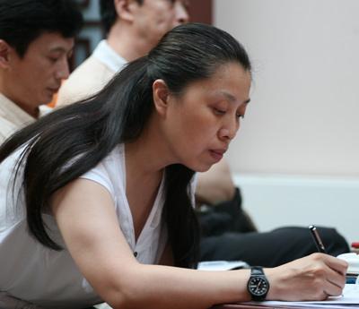 施伟:中央电视台财经频道《商道》栏目制片人