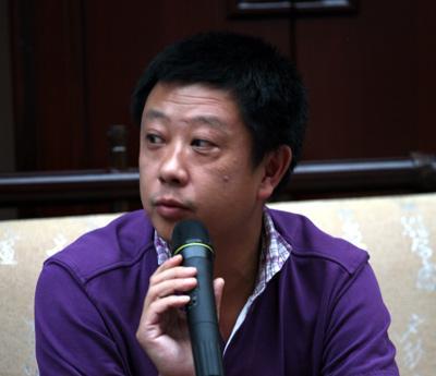张勇:海底捞餐饮有限公司董事长