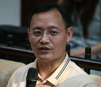 郝登胜:金蝶助理总裁市场部总经理