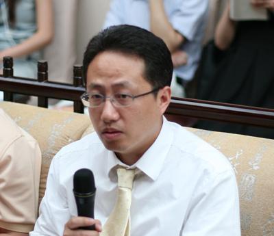 金磊:万达集团企业文化部副总经理