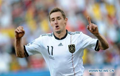 In World Cup news, Germany powered into the quarterfinals by crushing England 4-1 on Sunday.