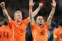 Netherlands beat Uruguay 3-2