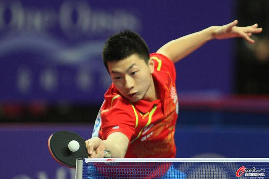 Ma long claims asian table tennis championships cctv news - Champion du monde de tennis de table ...