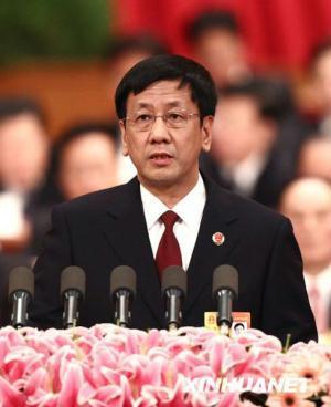 CaoJianming,Procurator-generalSupremePeople'sProcuratorate