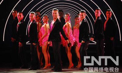 拉丁舞《终点站》