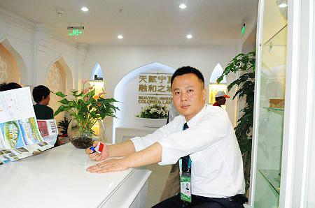 宁夏优秀志愿者候选人:张鑫