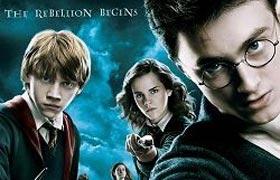 <center>哈利波特的魔法王国</center>