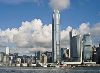 香港金融业_集团旗下地标性建筑-香港国际金融中心