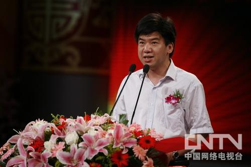 荆州市委副书记傅立民致辞