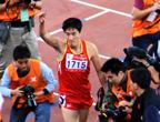 25日综合:刘翔全运三连冠 东道主迫近60金