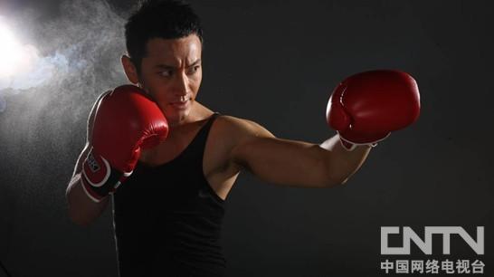 """拳击系列:黄晓明""""一拳当关,万夫莫开"""""""
