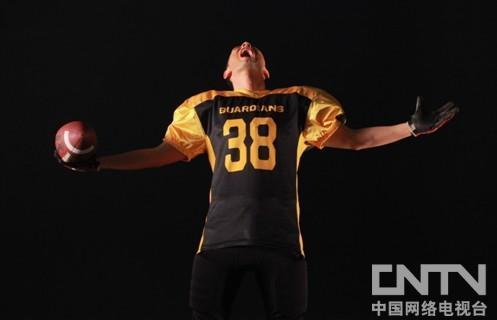 橄榄球系列:橄榄球热潮不减,黄晓明招招到位