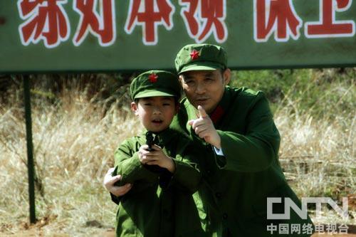 张志忠饰许海峰之父