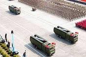 韩在朝鲜边境部署导弹舰艇