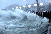 """台风""""莫拉克""""来袭"""