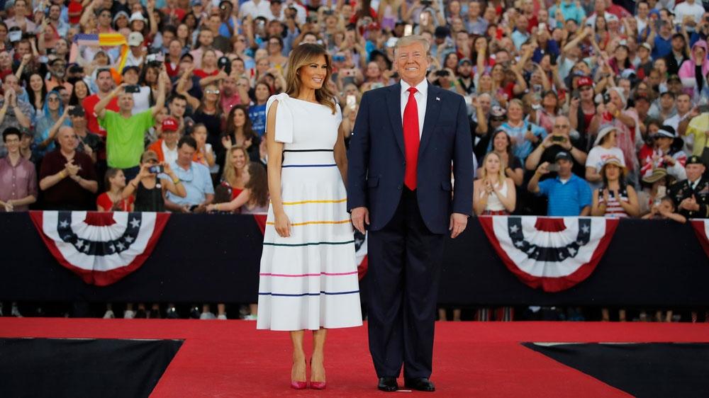 美国共和党大会明日开启:特朗普连讲四天,家属组团登场