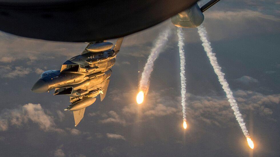 F-15战机资料图(图源:RT)