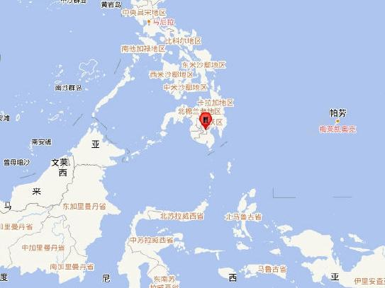 图片来源:中国地震台网网站截图。