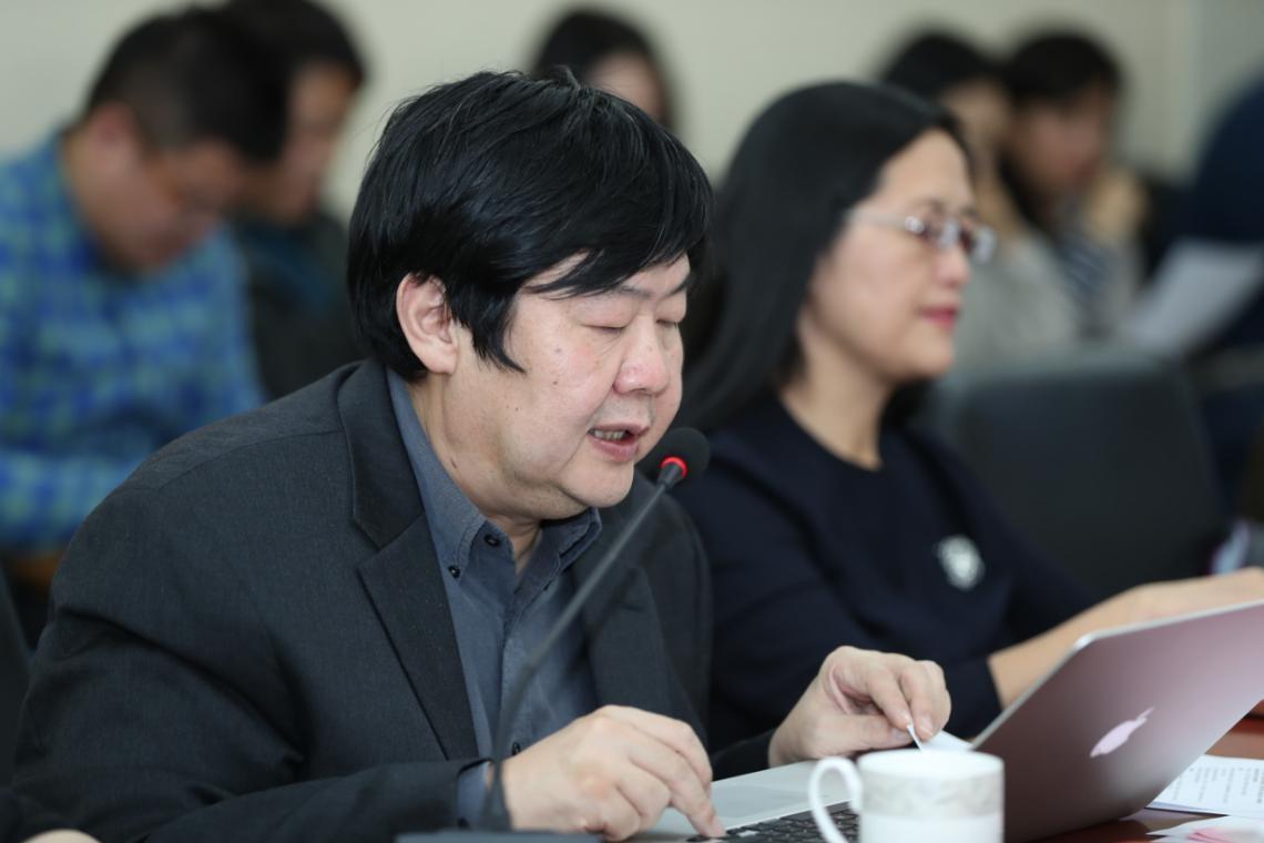 中国人民大学新闻学院教授、中国人民大学媒体融合实验室总干事宋建武