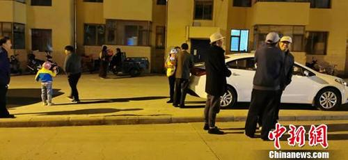 甘肃张掖市甘州区发生5.0级地震暂无人员伤亡报告