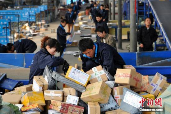 北京出台新政规范快递行业发展