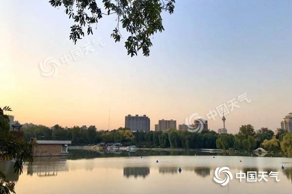 今明天北京秋高气爽晴天在线℃