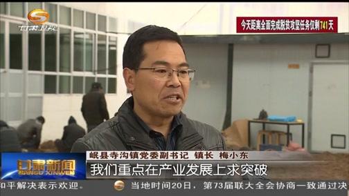 岷县:易地扶贫搬迁铺就群众致富路