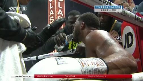 [拳击]WBA重量级拳王挑战资格赛 波维特金VS亨特