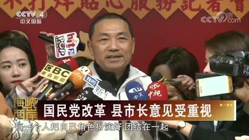 [海峡两岸]国民党改革 县市长意见受重视