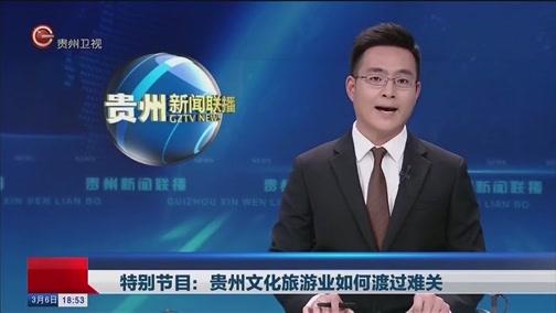 [贵州新闻联播]特别节目:贵州文化旅游业如何渡过难关