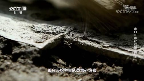 《探索·发现》 20200321 《2020考古探奇》 第二季 青白江春秋战国墓葬(上)