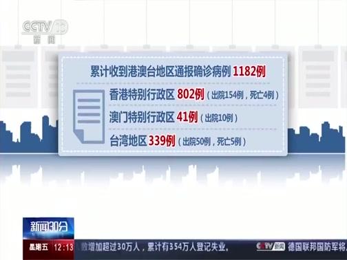 《新闻30分》 20200403央视网2020年04月03日 13:15