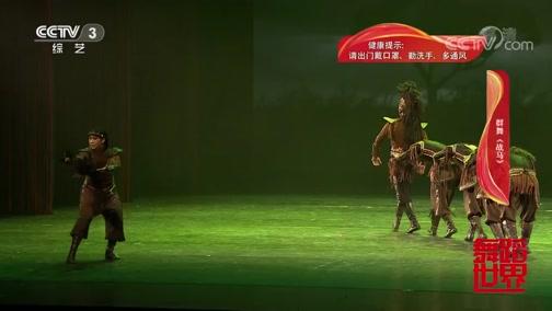 [舞蹈世界]群舞《战马》 表演:中央民族大学舞蹈学院 中央民族歌舞团