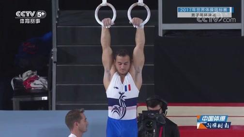 2017年世界体操锦标赛 男子吊环决赛 20200621