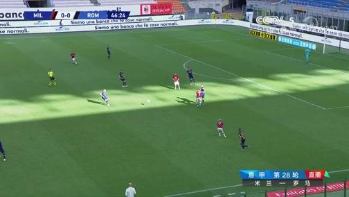 [意甲]第28轮:AC米兰VS罗马 完整赛事