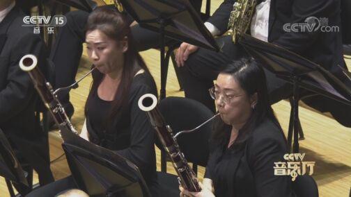 [CCTV音乐厅]《堂吉诃德》变奏九 大提琴:王健 中提琴:张安祥 指挥:余隆 协奏:中国爱乐乐团