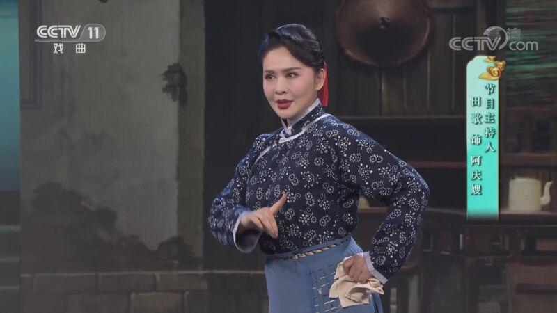 [梨园闯关我挂帅]现代京剧《沙家浜》选段 演唱:田歌、马添龙、韩占军