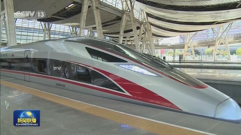 """【""""十三五""""成就巡礼】高铁技术持续领先复兴号全系列车组投用"""
