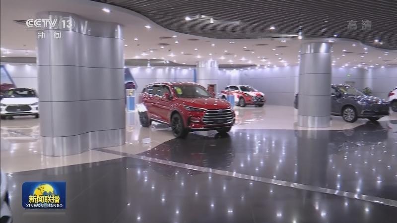 """【""""十三五""""成就巡礼】我国汽车工业转型步入高质量发展阶段"""